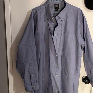A nice blue gray shirt